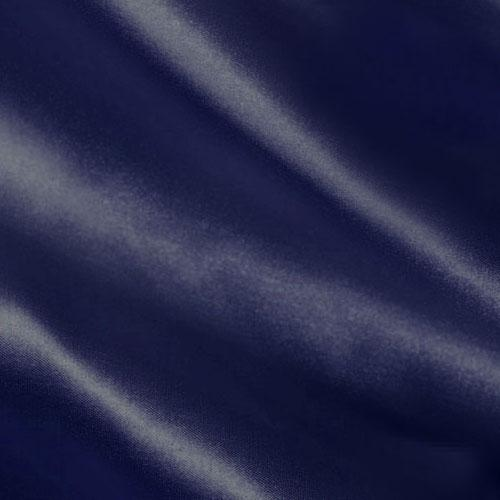 Shannon Silky Satin Charmeuse Navy Blue Fabric
