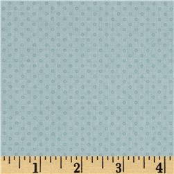 Lecien Kate Greenaway Coordinates Mini Dot Blue