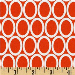 Remix Ovals Orange