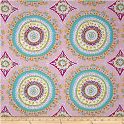 Haute Girls Large Circles Pink