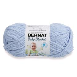 Bernat Baby Blanket Yarn (03202) Baby Blue