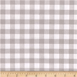 "Cotton + Steel Checkers Yarn Dyed Woven 1/2"" Linen"
