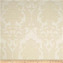 World Wide Naturally Washed Collection Lafayette Damask Jacquard Natural