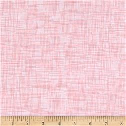 Harmony Flannel Plaid Powder Pink