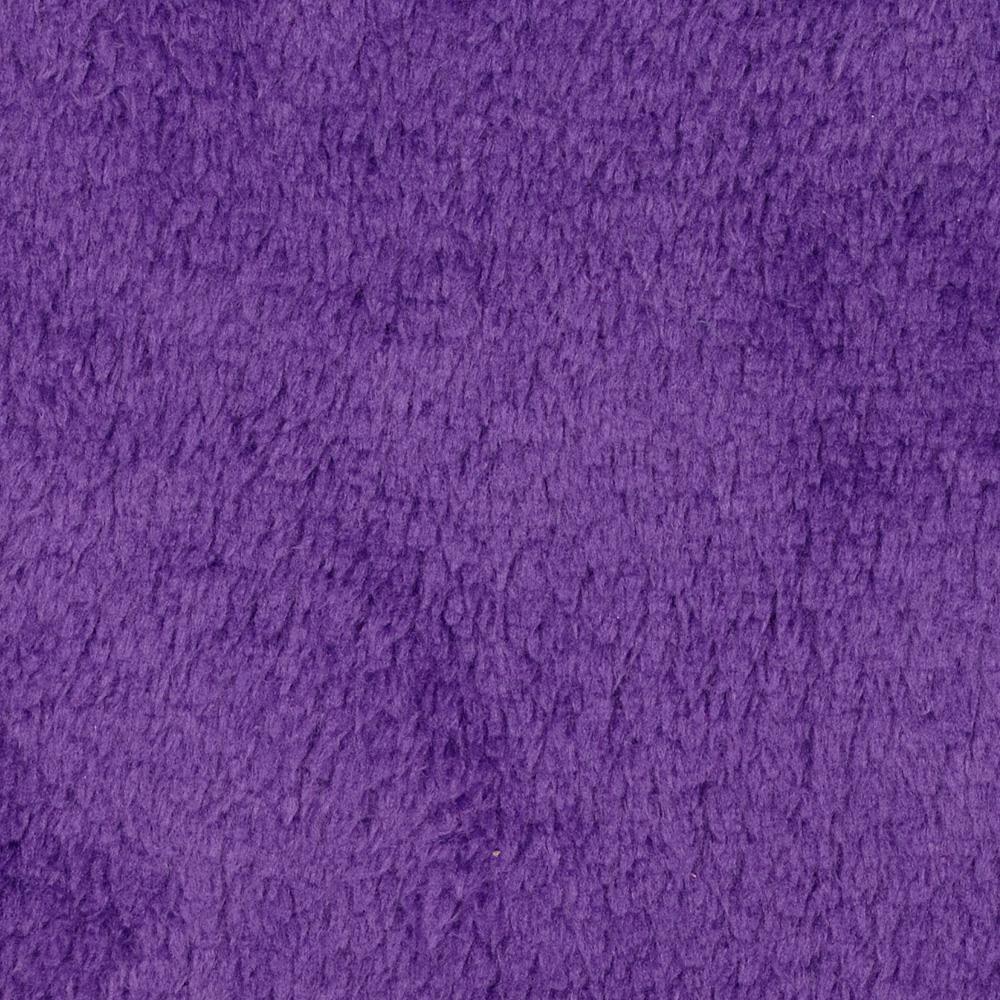 Plush Coral Fleece Amethyst