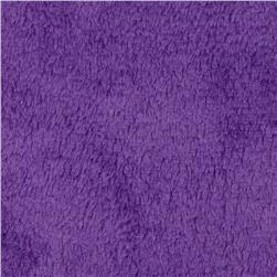 Fleece Solid Amethyst