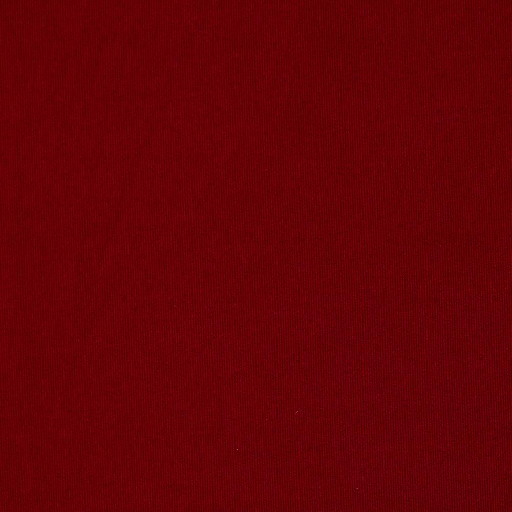 Poly lycra spandex jersey knit brick red discount for Lycra fabric