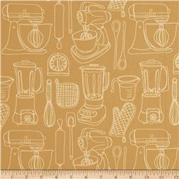 Kitschenette Kitchen Tools Tan