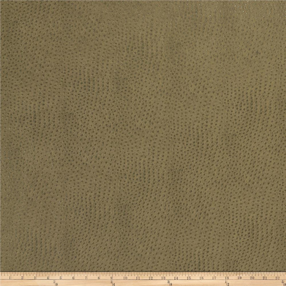 Fabricut Westbury Faux Leather Moss