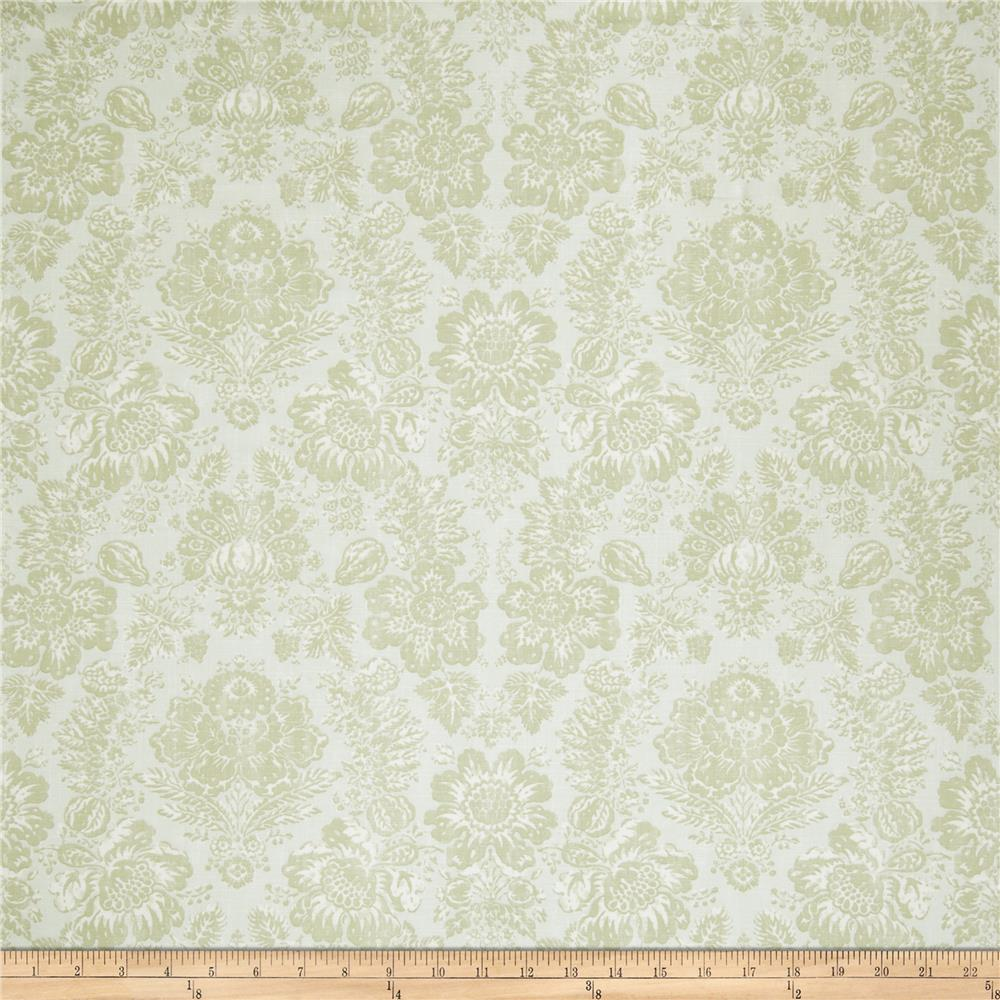 Fabricut East Of Eden Linen Blend Seamist