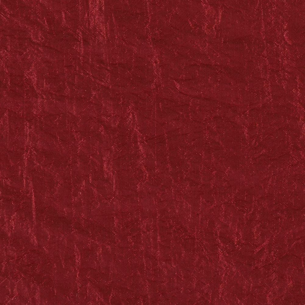 Nylon Crinkle Cloth Cardinal