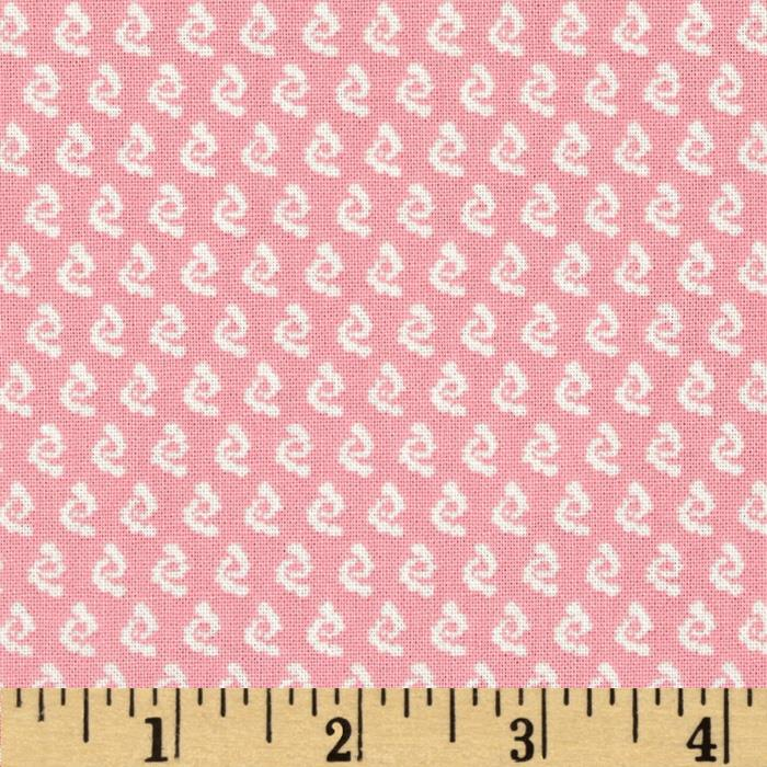 Tweet for Two Petite Floral Pink