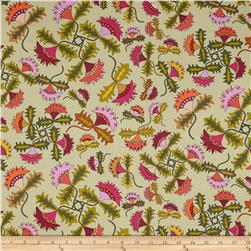 Kathy Doughty Folk Art Revolution Knotted Thistle Traditional