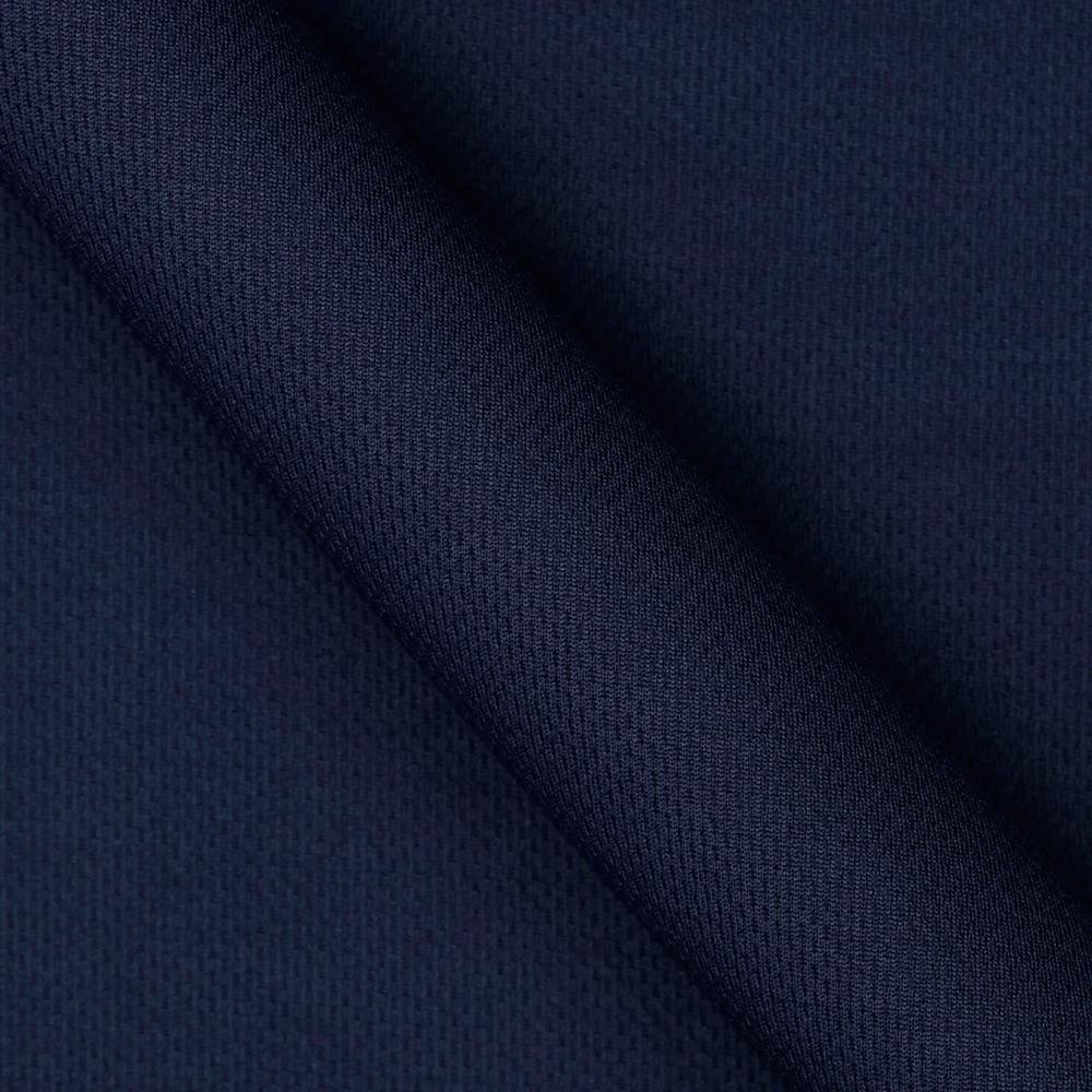 Athletic Mesh Knit Navy