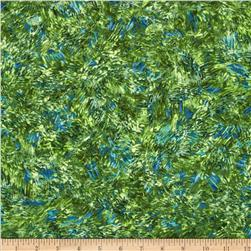 Van Gogh Museum Brush Stroke Leaf