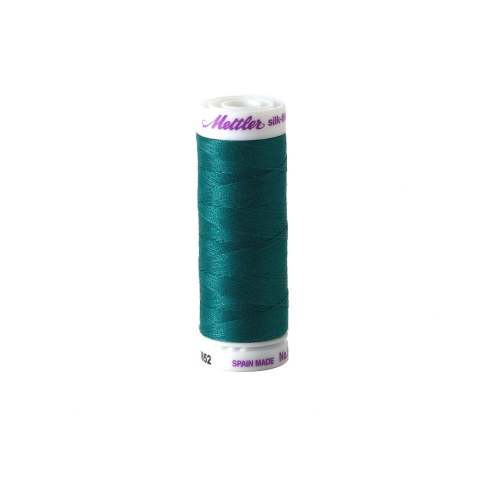 Mettler Cotton All Purpose Thread Truly Teal
