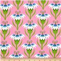 Jane Sassaman Cool Breeze Pretty Pinks Blue