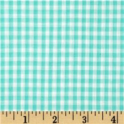 Gingham 1/8'' Checks Galore Mint