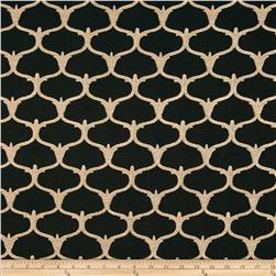 Nate Berkus Grenelle Embroidered Ebony