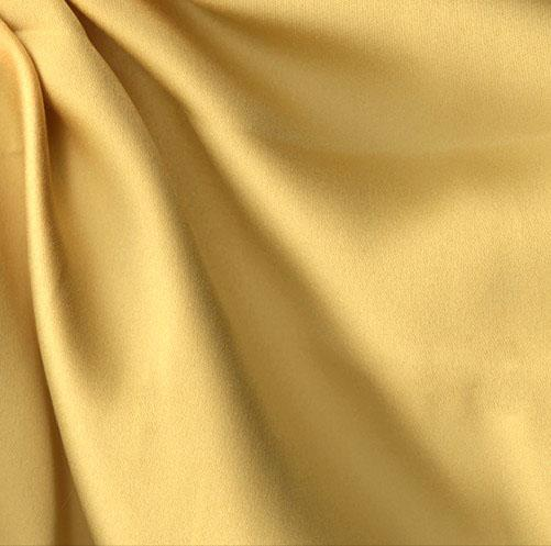 118'' Extra Wide Satin Yellow