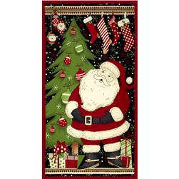 Debbie Mumm Jolly Christmas Door Panel Multi