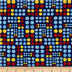 Kid's Corner Dots Navy/Multi