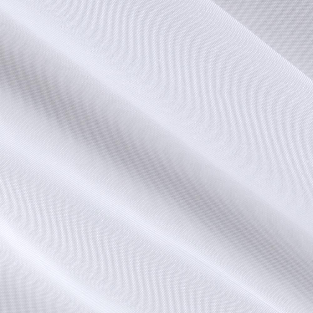 Hanes 118'' Royal Batiste White Fabric