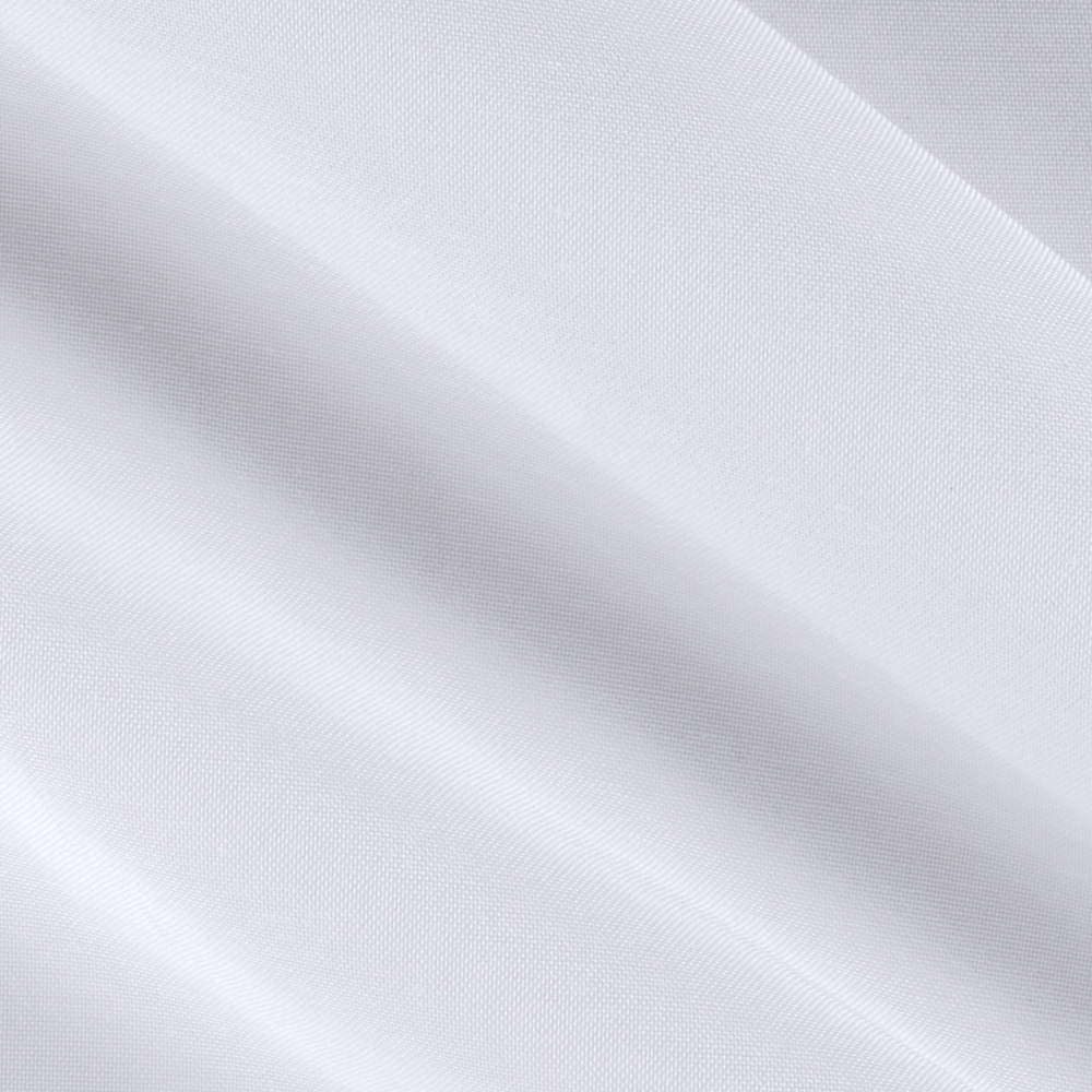 Hanes 118'' Wide Royal Batiste Drapery Sheers White