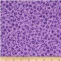 Fanfare Tonal Flowers Purple