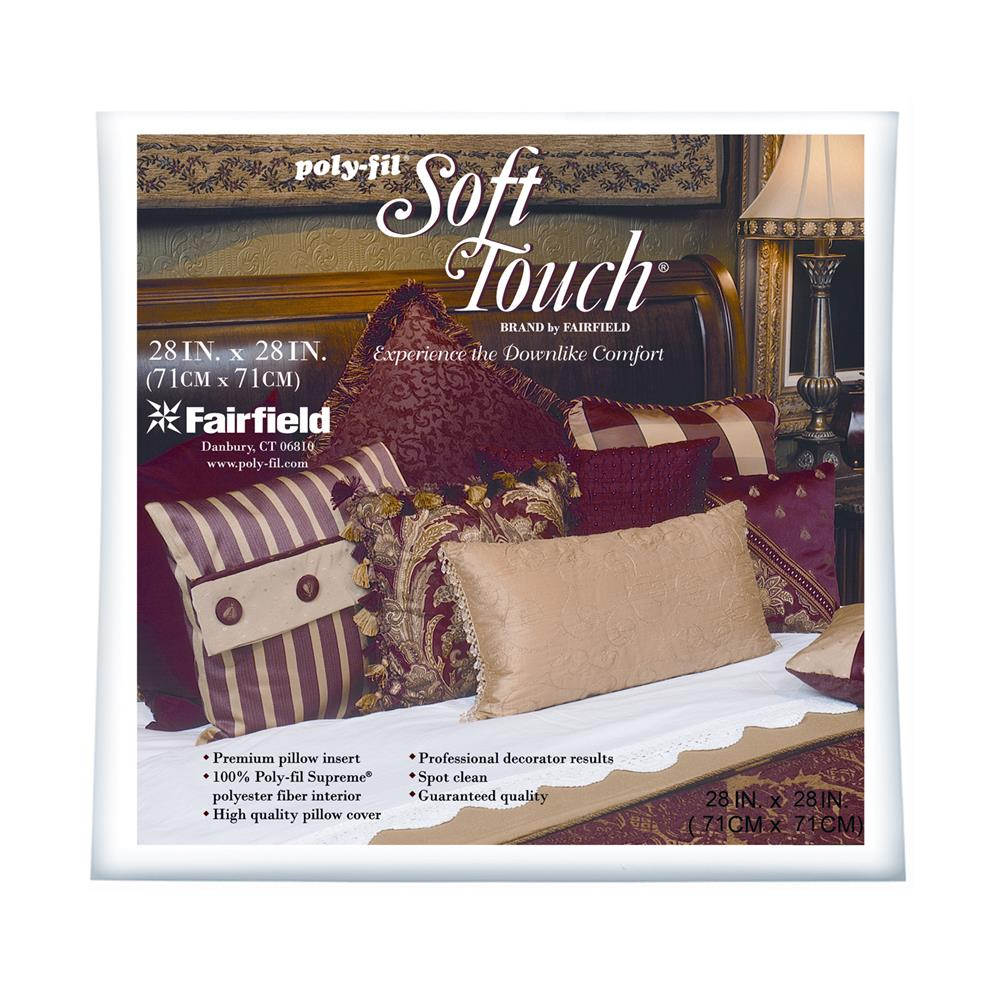 Fairfield Soft Touch Supreme Poly-Fil Pillow 28