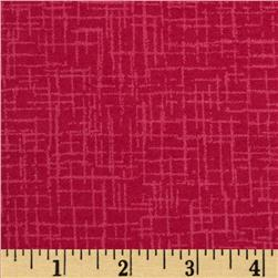 110 In. Wide Quilt Back Betula Flannel Hot
