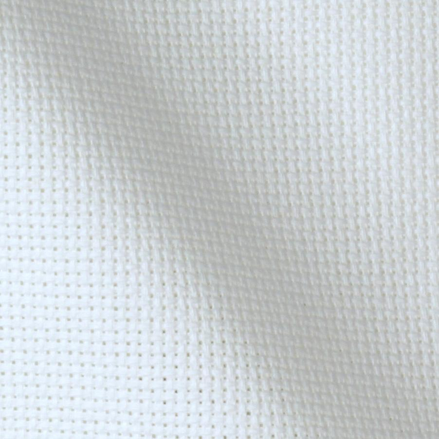 60 39 39 wide aida cloth white discount designer fabric for Fabric cloth material