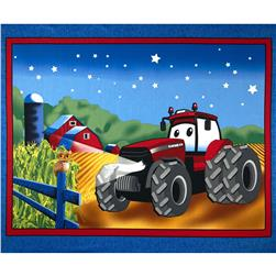"Case IH Kid's 36"" Panel Blue"