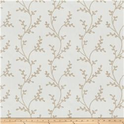 Fabricut Amaroo Embroidered Birch