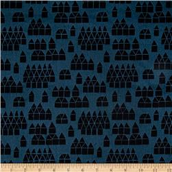 Maker Maker Linen Blend Village Blue