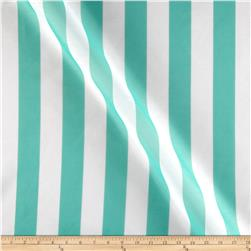 RCA Vertical Stripe Sheers Jade Green