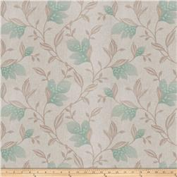 Trend 03670 Embroidered Duck Seaglass