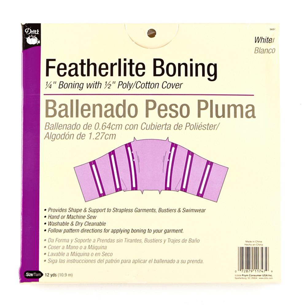 Featherlite Boning - 12 Yard Package