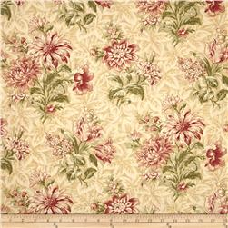Moda Country Orchard Summer Blossom Cream