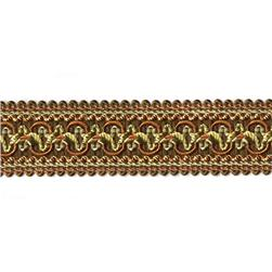 "1 1/2"" Banding Trim Brown/Rust"