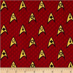 Star Trek Shields Red