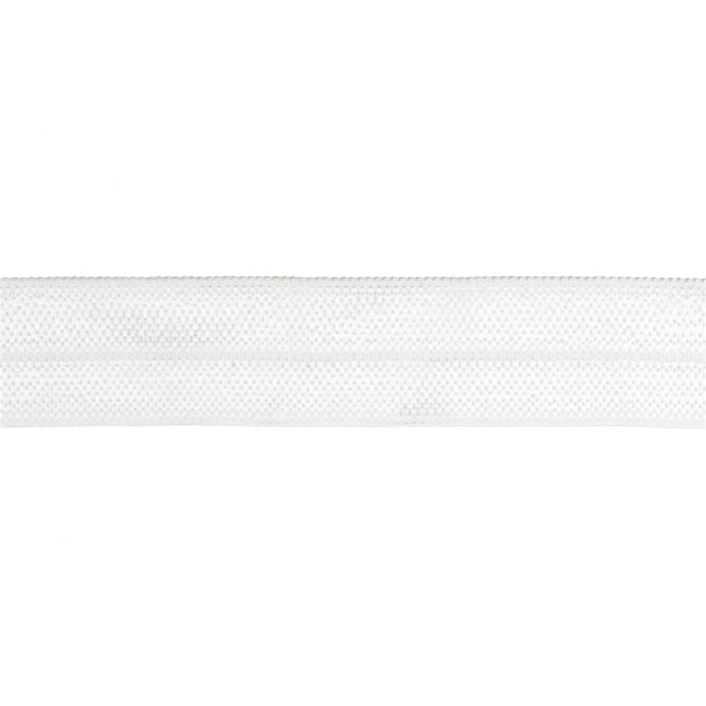 "Riley Blake 5/8"" Stretch Elastic White"
