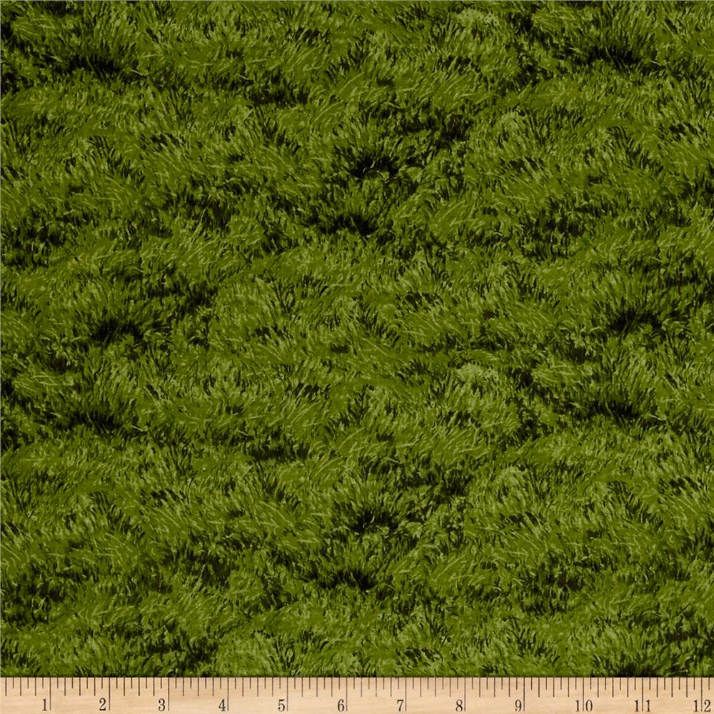 Penny Rose Majestic Outdoors Grass Green