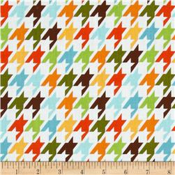 Remix Houndstooth Bermuda Fabric