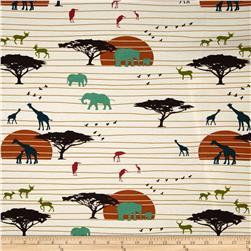 Birch Organic Serengeti Knit The Plains