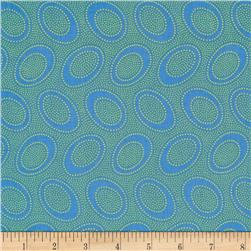 Kaffe Fassett Collective Aboriginal Dot Ocean