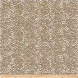 Fabricut Coffee Bean Faux Silk Taupe