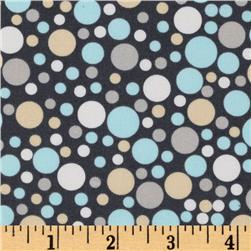 Michael Miller Baby Play Dot Sea Fabric