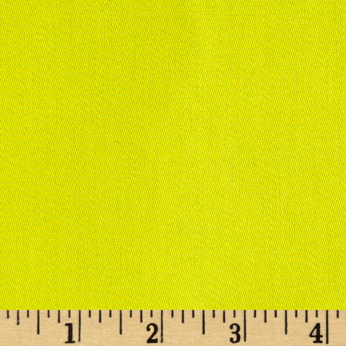 Waverly Glamour Sateen Lime Fabric