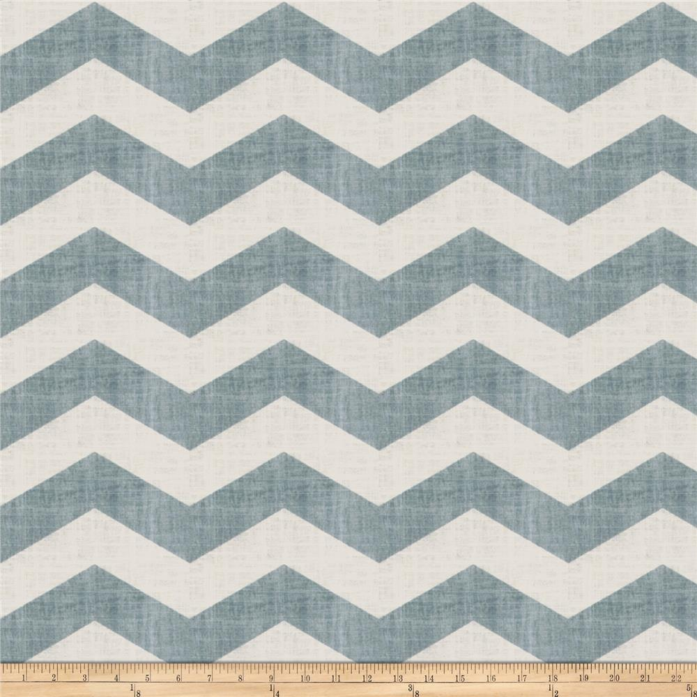 Jaclyn Smith Chevron Blend Pool